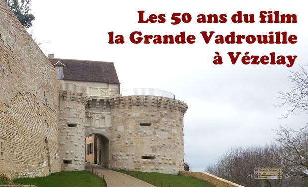 Visueel van project Les 50 ans de la Grande Vadrouille : ça se fête !