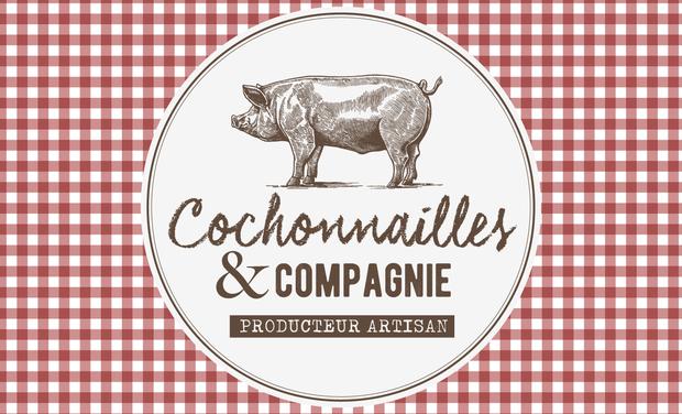 Project visual Cochonnailles et Compagnie