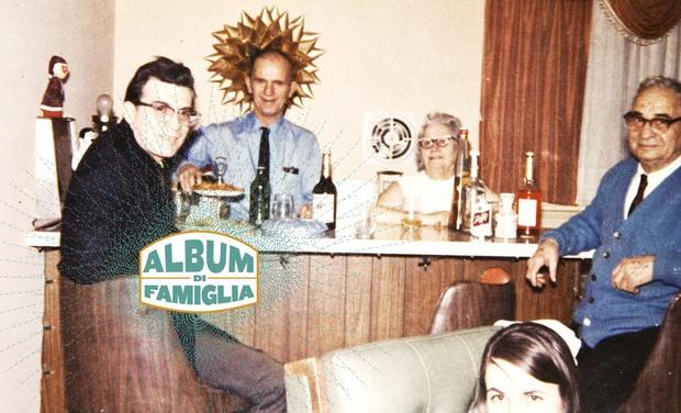 Visuel du projet ALBUM DI FAMIGLIA - archivio immateriale