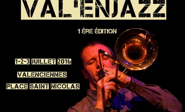 Visuel du projet Val'enJazz Festival de Jazz de Valenciennes