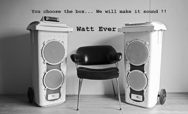Visuel du projet Watt Ever