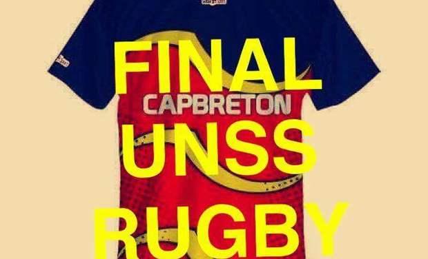 Visuel du projet CAPBRETON en Finale UNSS Rugby à Reims