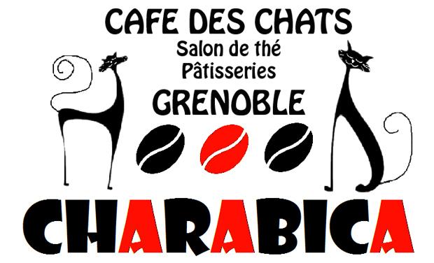 Visuel du projet Charabica - Café des chats à Grenoble !