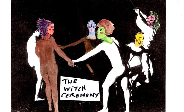 Visuel du projet The Witch Ceremony