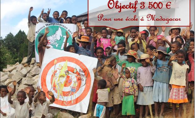 Visuel du projet Construction d'une école à Madagascar