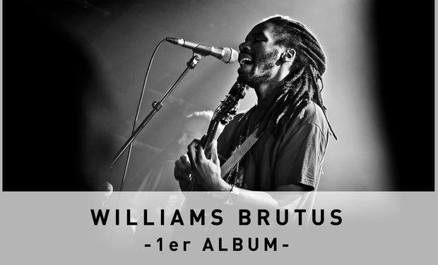 Visueel van project WILLIAMS BRUTUS - 1er album