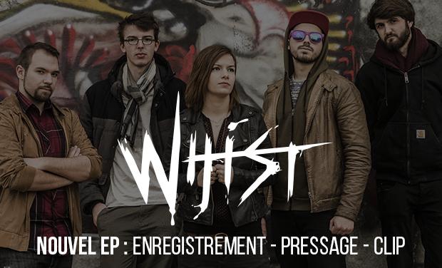 Visuel du projet WHIST - Nouvel EP