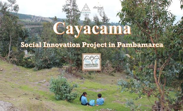 Visueel van project Cayacama - Social Innovation in Equador