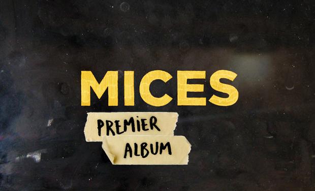 Visuel du projet MICES - 1er Album
