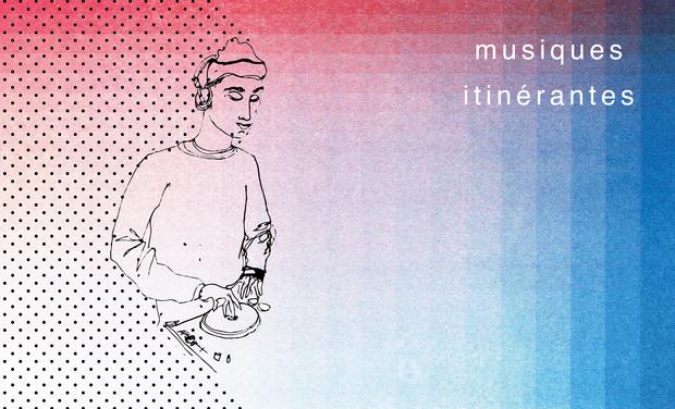 Visuel du projet Musiques Itinérantes