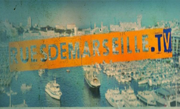 Project visual Rues de Marseille .TV - Episode 1