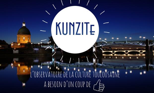 Visuel du projet KUNZITE FAIT SON KISSKISS
