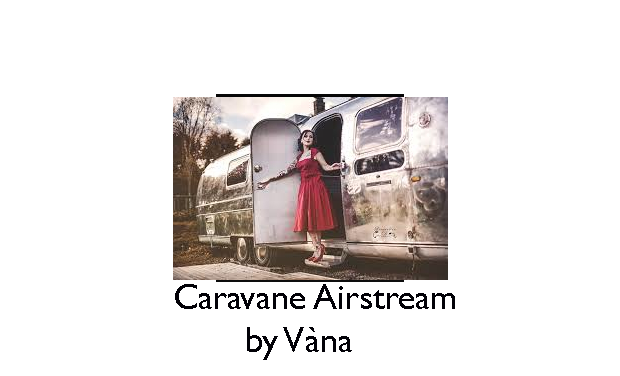 Visueel van project Caravane Airstream by Vàna...un salon de coiffure à part...