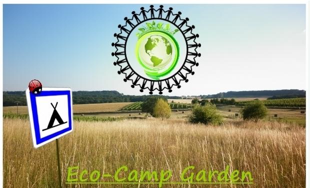 Visuel du projet Eco-Camp Garden