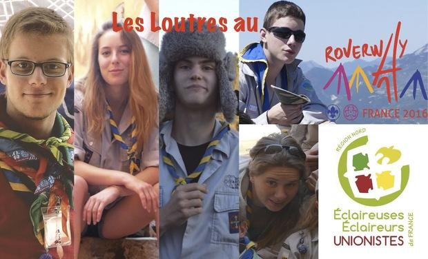 Visuel du projet Les Loutres au Roverway !!