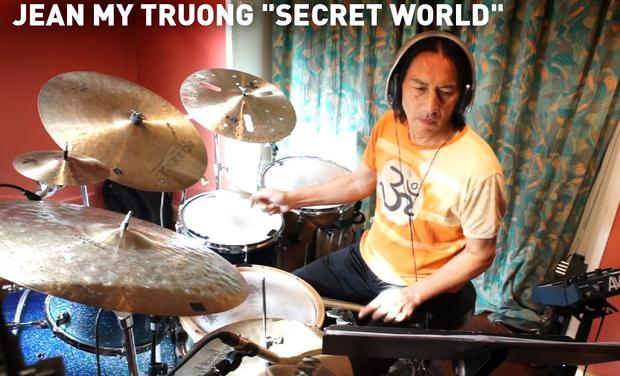 """Visuel du projet Jean My Truong """"Secret World"""""""