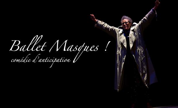 Visuel du projet Ballet Masques !