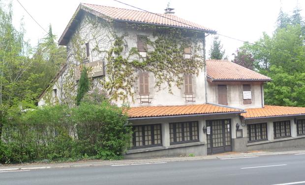 Visueel van project Reprise du Restaurant L'Aubergade à Dutrol