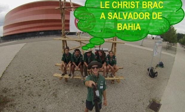 Project visual Les compagnons du Christ-Brac à Salvador de Bahia