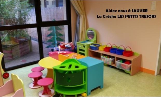 Visuel du projet La Crèche LES PETITS TRESORS