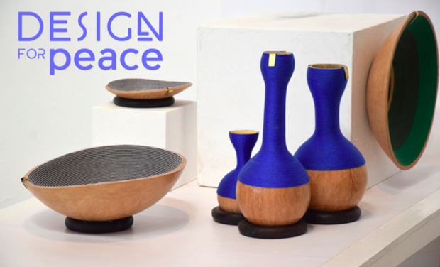 Visuel du projet Design For Peace, Co.creation et design solidaire