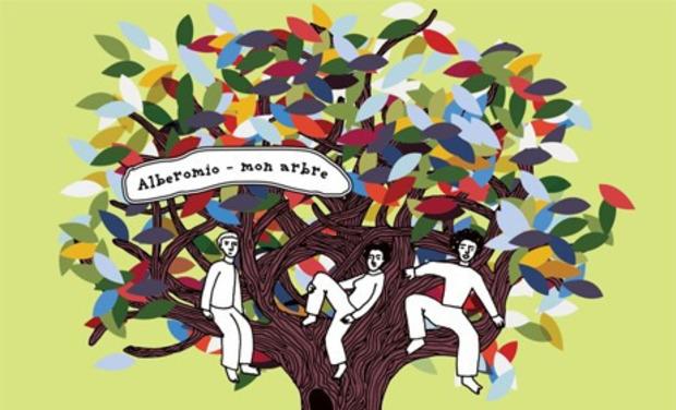 Visuel du projet Alberomio, mon arbre