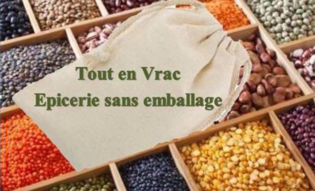 Project visual Tout en Vrac