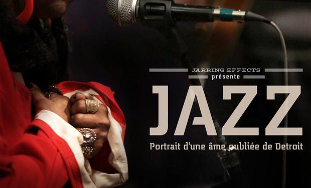Visuel du projet JAZZ - Portrait d'une âme oubliée de Detroit