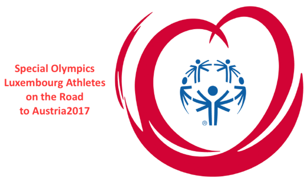 Visuel du projet Special Olympics Luxembourg Athletes on the Road to Austria2017