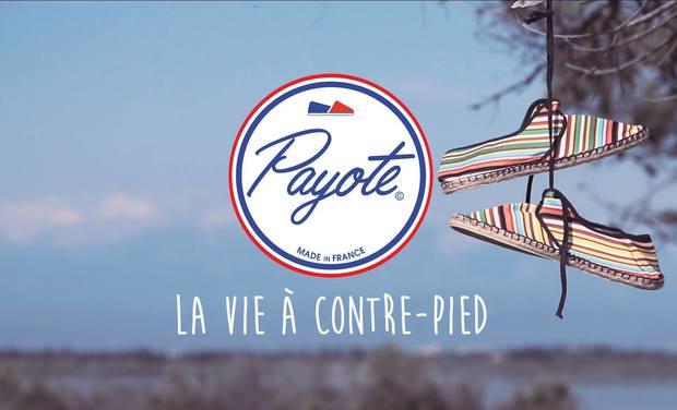 Visuel du projet Mettez la France à vos pieds avec les espadrilles Payote !