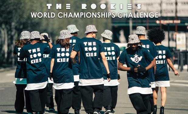 Visuel du projet THE ROOKIES - WORLD CHAMPIONSHIPS CHALLENGE