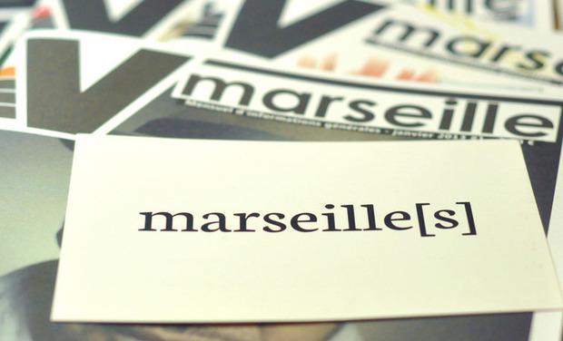 Visuel du projet Vmarseille, le magazine de tous les Marseille[s]