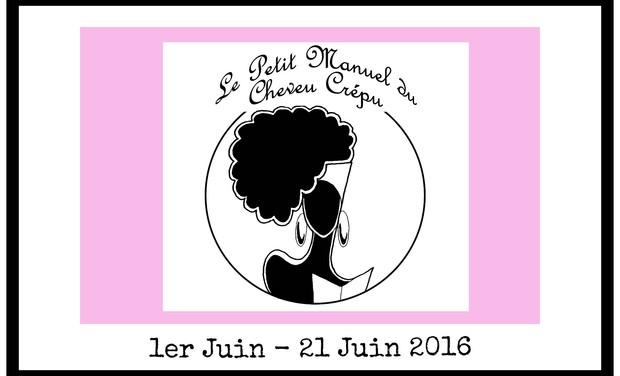 Visuel du projet Le Petit Manuel Du Cheveu Crépu