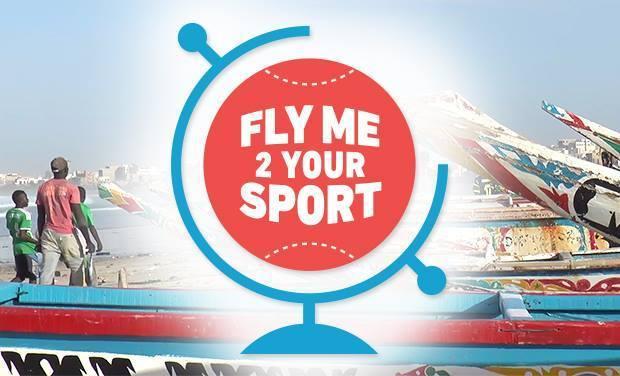 Visuel du projet Le 1er Tour du Monde des Sports Insolites