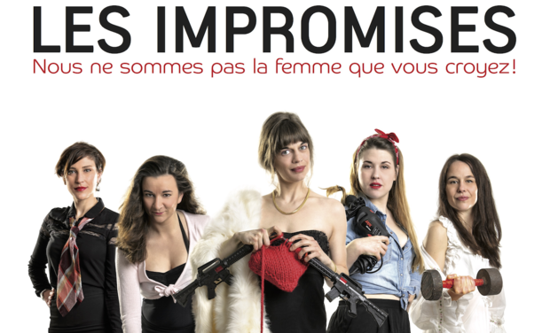 Visuel du projet Les Impromises : Venez Improviser un monde au Féminin !