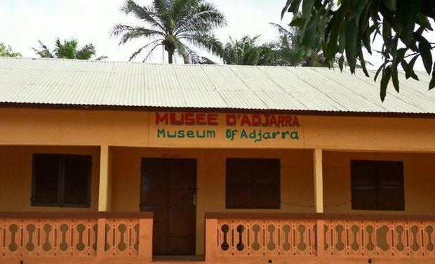 Visuel du projet Soutenez le Musée d'Adjarra !