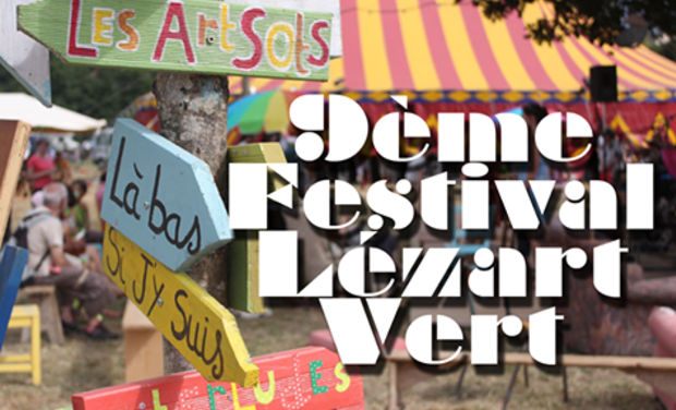 Visuel du projet Festival LéZart Vert 2016