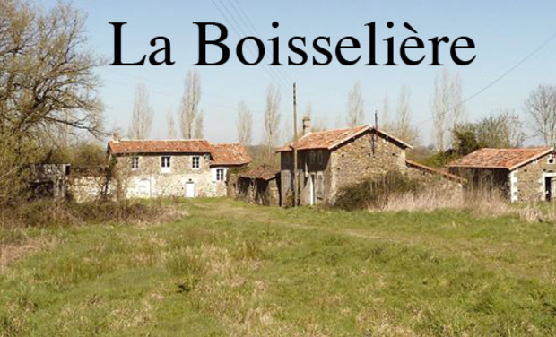 Project visual La Boisselière