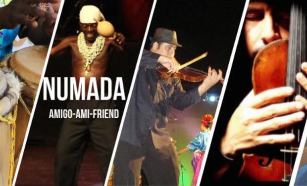 Visuel du projet Numada = Amigo = Ami = Friend