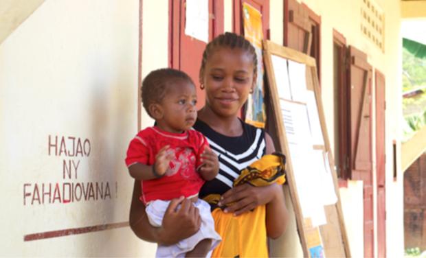 Visuel du projet Mutuelle de Santé à Madagascar
