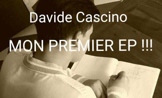 Visuel du projet Davide Cascino - Mon premier EP