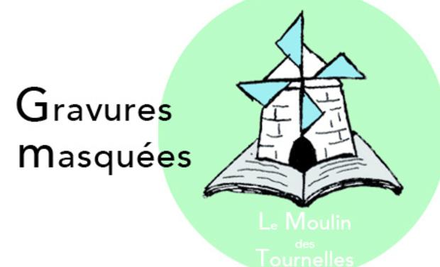 Visuel du projet Gravures masquées, Edition d'illustrations jeunesse