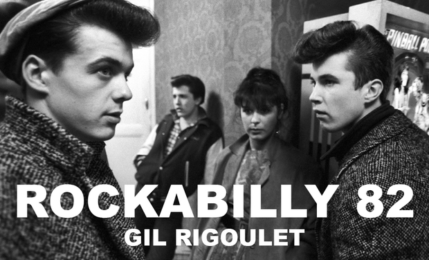 Project visual ROCKABILLY 82