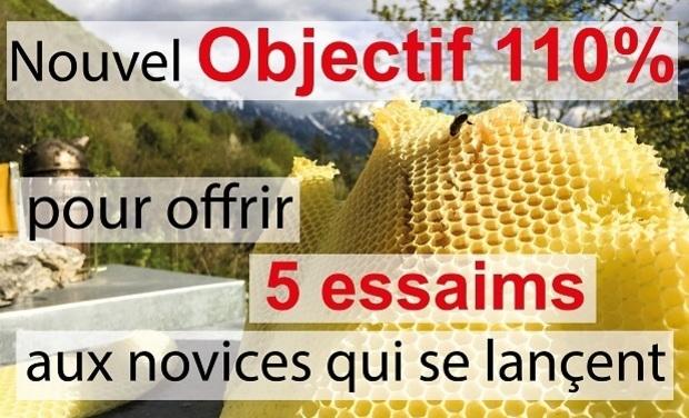 Visueel van project Des abeilles pour préserver la biodiversité des Alpes