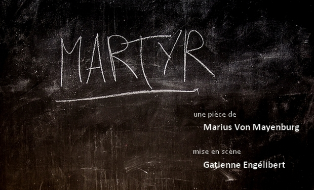 Visuel du projet Martyr