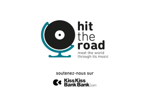 Visuel du projet Hit the road : meet the world through its music !