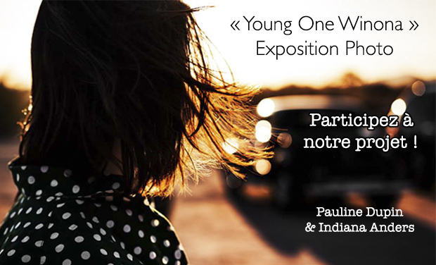 Visuel du projet Young One Winona - Expo Photo