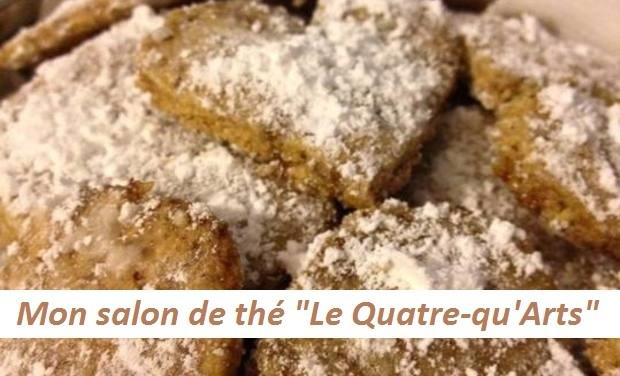 """Visuel du projet Mon salon de thé """"Le Quatre-qu'Arts"""""""