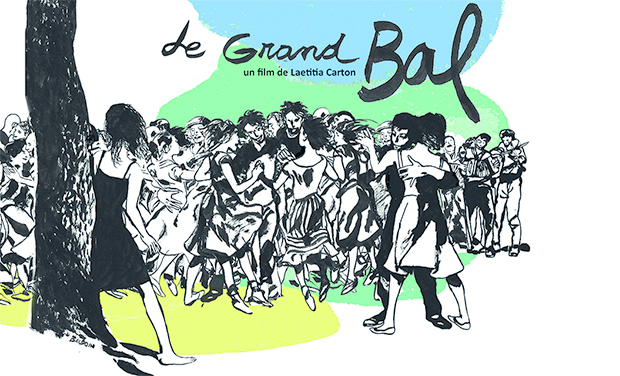 Project visual Le Grand Bal - Film