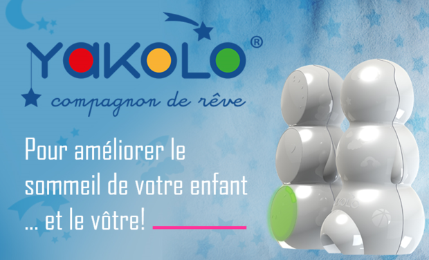 Visuel du projet YAKOLO, le sommeil des enfants est si important !